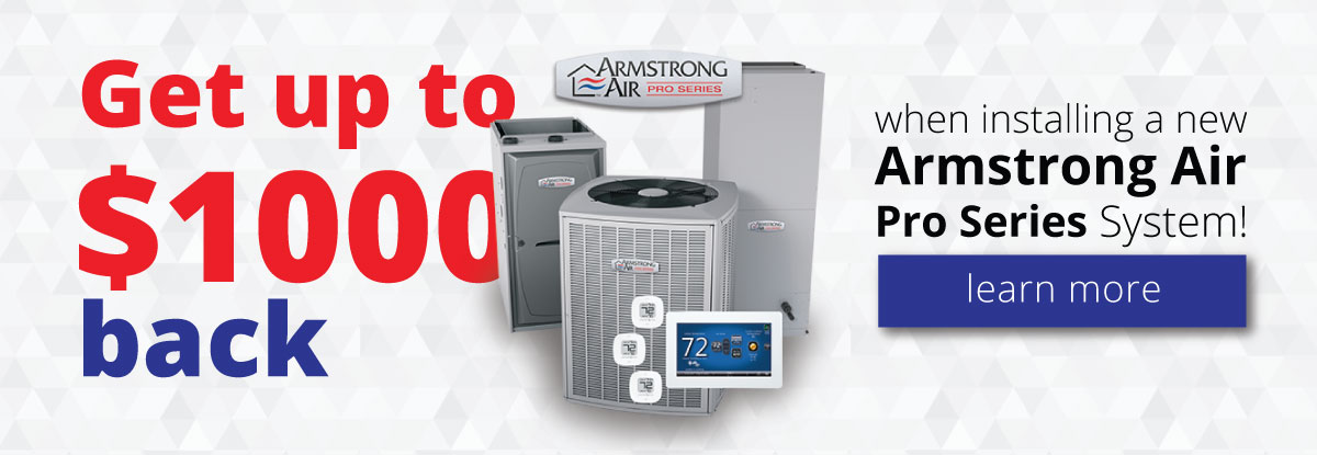 Save up to $700 on a new heating & cooling system from Hurst Heating & Cooling today!